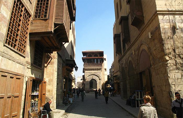 Экскурсии по Каиру с русским гидом