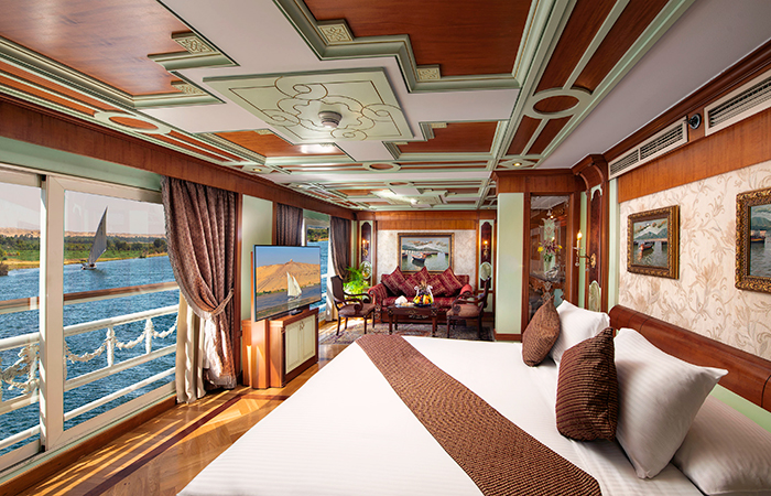 Royal Suite Sonest nile cruise