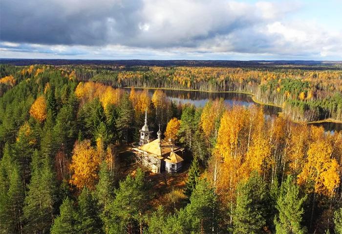 Ж.д.туры по России - Каргополь