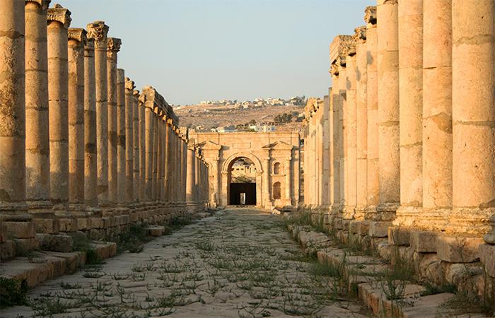 Экскурсия в Джераш, туры по Иордании