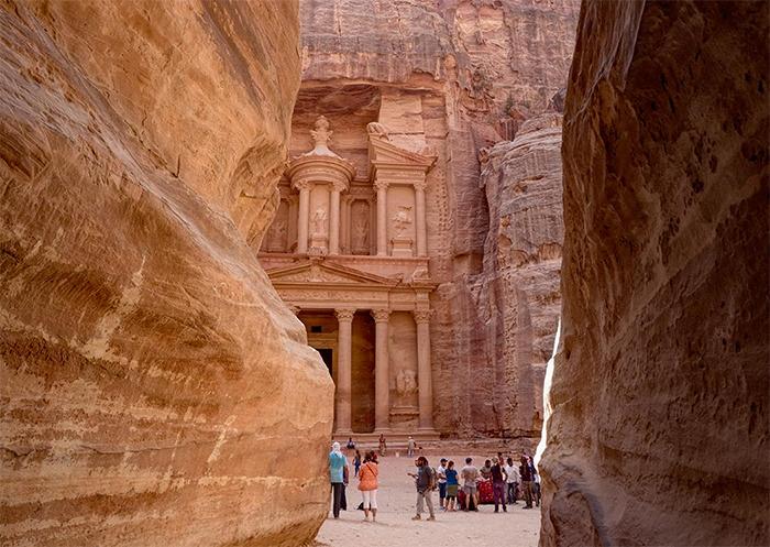 Туры в Петру, Иордания