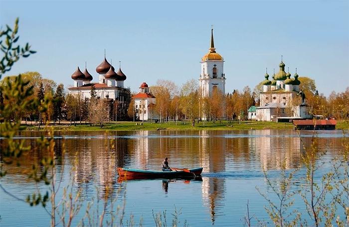 Туры в Каргополь. Ж.д. туры по России