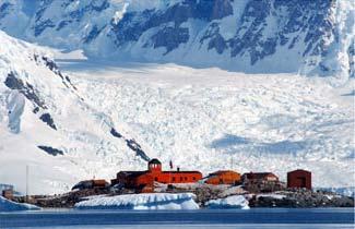 Антарктида: Круиз с вылетом из Чили