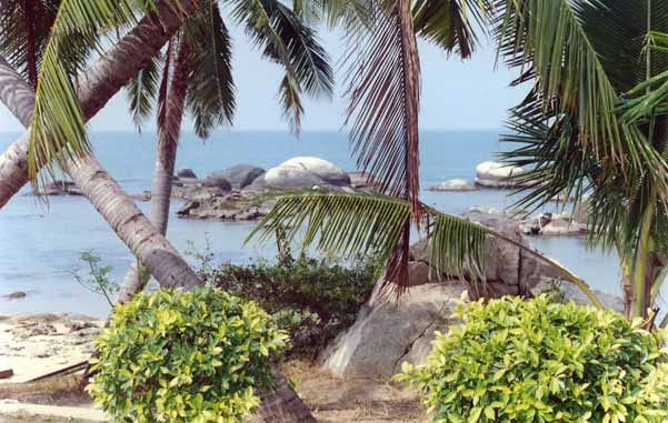 Китай остров хайнань гавайи востока